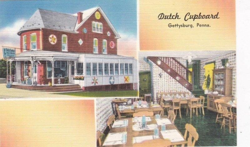 Pennsylvania Gettysburg Dutch Cupboard Restaurant sk7147