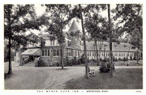 Massachusetts  Wrentham , Weber Duck Inn Restaurant