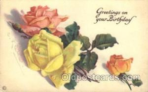 Artist Signed Catherine Klein Postcard Postcards Series 704 D Artist Catherin...