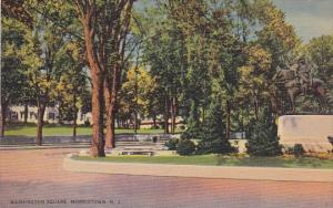Washington Square Morristown New Jersey