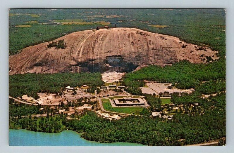 Atlanta GA- Georgia, Stone Mountain, Vintage Chrome 1969 Postcard