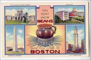 Beans, Boston MA