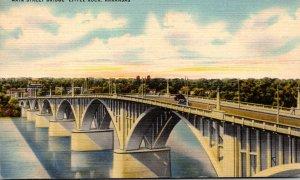 Arkansas Little Rock Main Street Bridge 1943