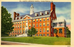 VA - Charlottesville. Martha Jefferson Hospital