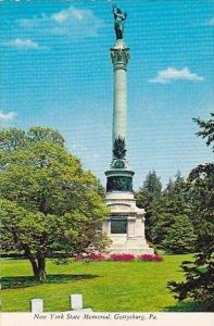 New York State Memorial Gettysburg Pennsylvania