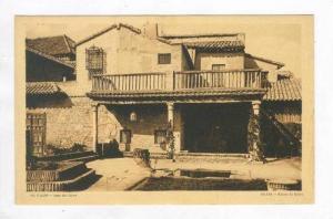 Toledo, Spain, 00-10s Casa del Greco, courtyard