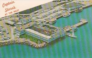 New Jersey Atlantic City Captain Starn's Restaurant & Boating Center...