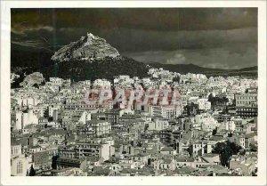 Modern Postcard View D Athens