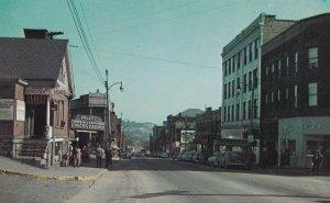 ROCHESTER , Pennsylvania, 1950-60s ; Brighton Avenue