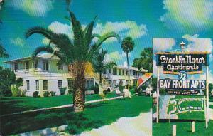 Florida Sarasota Franklin Manor Apartments