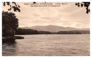 10545 ME  Lovell  lake Kezar