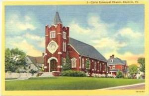 Christ Episcopal Church, Emporia, Virginia, 30-40s