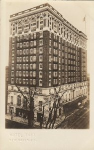 RP: NEW HAVEN , Connecticut , 1900-10s; Hotel Taft
