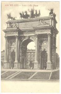 Areo Della Pace, Milano (Lombardy), Italy, 1900-1910s