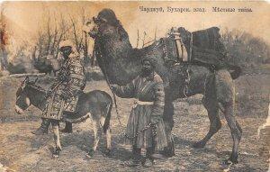 Lot172 Chardzhu Wuhark government Armenia  types folklore costume camel donkey