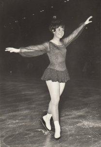 RP: Figure Skating , 1950-60s ; #10