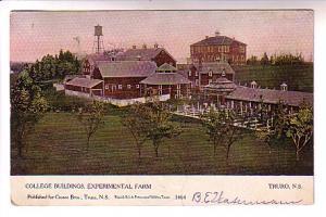 College Experiment Farm Truro Nova Scotia Warwick 1464, Crowe Bros, Raynham M...