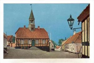 Ebeltoft , Denmark, 30-50s   Det Gamle Radhus