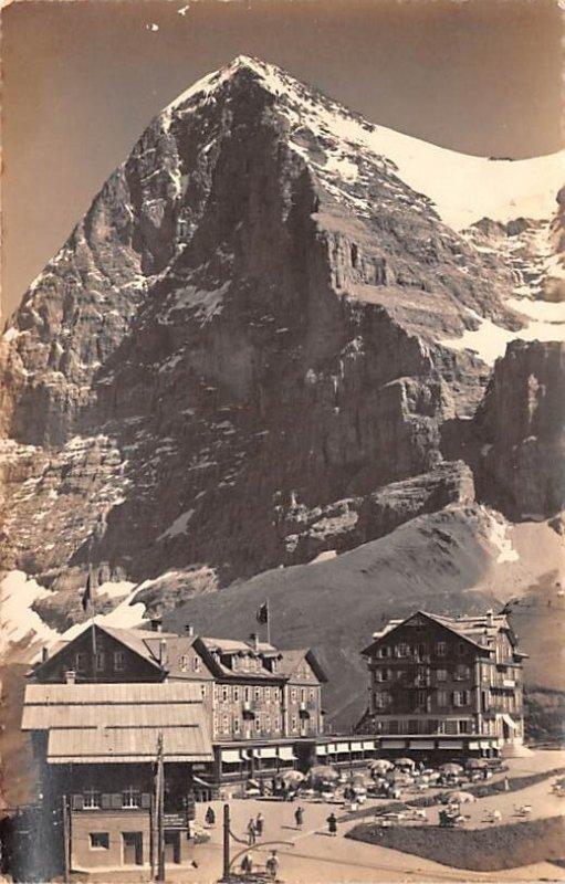 Scheidegg mti Eiger Switzerland Unused