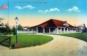 [ Hutchinson ] US Massachusetts Marion - Sippican Tennis Club