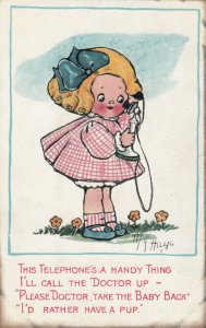 AS: M.G. HAYS ; The Telephone is a handy thing , 00-10s
