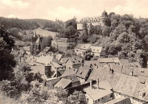 Luftkurort Stolberg Harz Gesamtansicht Kirche Schloss General view