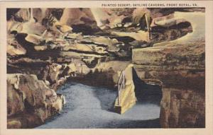 Virginia Front Royal Painted Desert Skyline Caverns