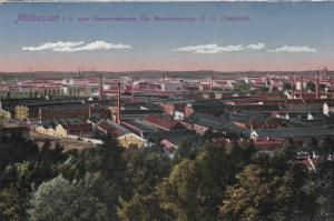 Mühlhausen (when Germany) , Bas-Rhin , Now France , 00-10s ; Factories