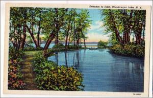 Inlet, Chautauqua Lake NY