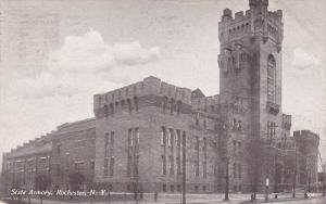Rochester , New York  ; State Armory , PU-1911