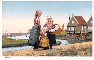 Marken Holland Unused