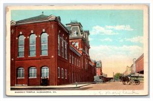 17997  VA  Alexandria  Masonic Temple