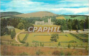 Modern Postcard The Highland Balmoral Castle Home of the Royal Family