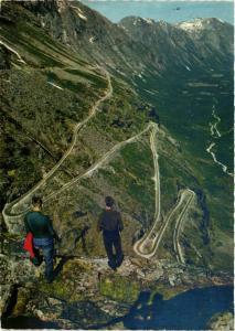 CPM AK Romsdal, Trollstigvegen NORWAY (829026)