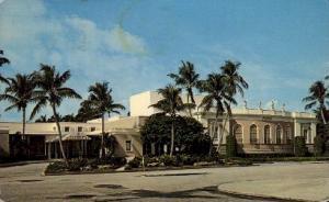 The Famous Royal Poinciana Playhouse Palm Beach FL 1972