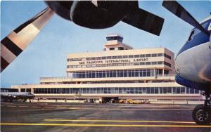 B22608 Aerodrome Airport San Francisco Airport