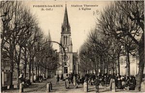 CPA FORGES-les-EAUX Station Thermale-L'Église (347604)