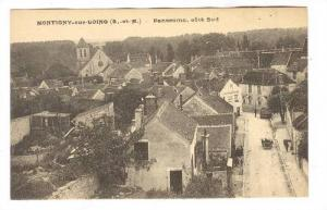 Montigny-sur-Loing , France , 00-10s ; Panorama, cote Sud