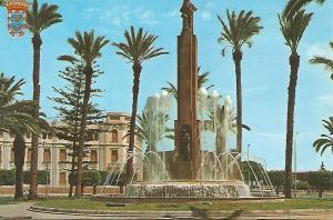 Postal 51382: MELILLA - Plaza de Espa?
