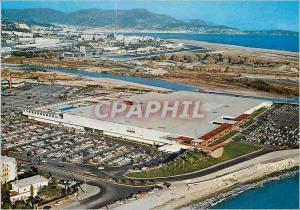 Postcard Modern Saint Laurent du Var Europe's largest shopping center Cap 300...