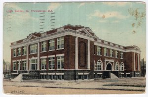 E. Providence, R.I., High School