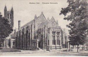 Madison Hall Princeton University Princeton New Jersey Albertype