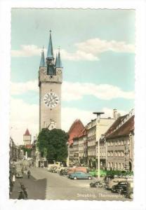 Straubing, Theresienplatz, Germany 1930s