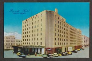 Dai-ichi Hotel Tokyo, Japan - Used In Hong Kong 1960