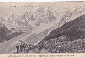 Caucuses , Russia , 1901-07 ; Road