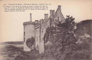 Presqu'Ile de Rhuys, Chateau de Suscinio, Island of Rhuys, Bretagne, France, ...