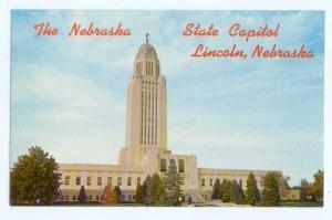 The Nebraska State Capitol Lincoln NE