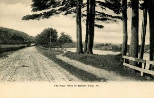 VT - Bellows Falls. The Four Pines
