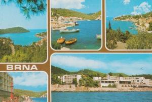 BRNA Czech Republic Postcard