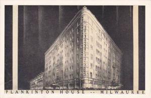 Wisconsin Milwaukee Plankinton House